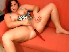 BBW Masturbation Upskirts German