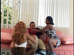 Lacey Duvalle Threesome