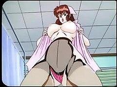 cartoon big tits suck cock shemale