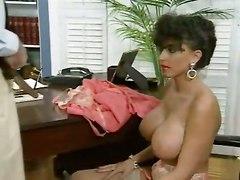 VintageBig Boobs Classic Storyline Brunette