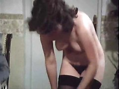 Hairy Stockings Vintage