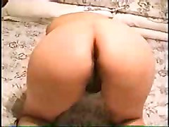 amateur homemade softcore ass hairy big ass brunette teasing masturbation solo