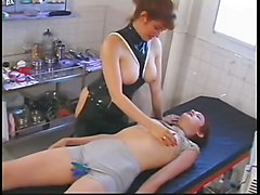 Lesbian Threesome BDSMGroup Sex Lesbian Other Fetish