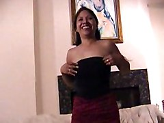 cute spanish girl gets banged