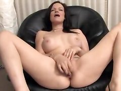 doggy style anal hardcore dildo double penetration