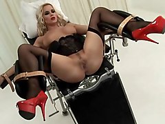 french  whore  decorations  spread legs  tied  fetish  blonde  european  stockings  black stockings  pussy  closeup  toy  anal toy  lick  anal  harder  doctor  ass cumshot  