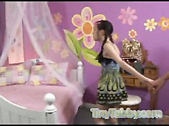 Amai Liu Aka Tiny Tabby Gets Fucked