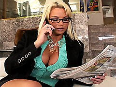 big tits boss  big tits  blonde  glasses  stylish  business clothes  stylish  business lady  clothes off  big cock  cock ride  home  decorations  hot  sexy  hardcore  fuck  sex  sofa Rhylee Richards  Ramon