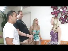 Madison Get A Massive Surprise Load As She Is Taking A Piss!