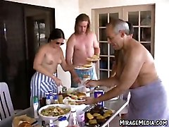 Labor Day Orgy