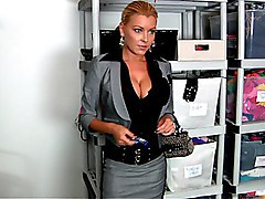 female boss  blonde  stylish  big tits  clothes off  beautiful tits  face  hot  sexy  lady  milf  stockings  lingerie  european  lick  spread legs  lick  table  beautiful body  amazing Nikky Blond  Jordan Ash