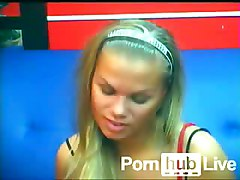 amateur homemade webcam solo teasing pussy blonde tight couch big tits rubbing masturbation