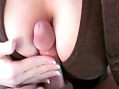 handjob  home  amateur  cumshot  tits cumshot Naughty Allie