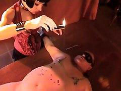BDSM Brunettes Femdom
