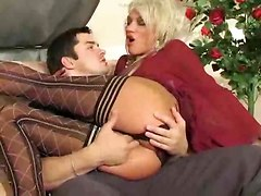 cock riding hardcore stockings