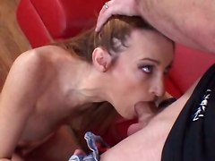 ass teasing blowjob handjob face fuck deepthroat tight skinny anal ass to mouth riding rubbing close up doggystyle gaping cumshot facial brunette pornstar big tits squirt