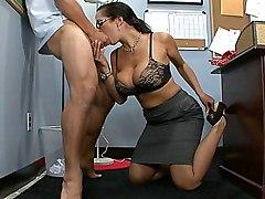 Carmella Bing Is Regularly Nailing Her Students