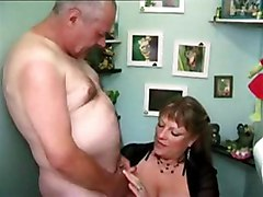 http   french porn org video XAHON8NNADR3 French Busty Mature Woman With Husband And Son