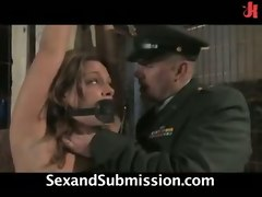 sex and submission bondage bdsm bdsm rough sex hardcore spank spanking flog dildo toys ass anal brunette kink