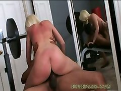 drunk interracial huge cock blowjob hardcore fucking cumshot swallow reality black on blonde