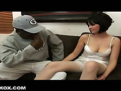 Katie Kox Makes Cuckold Hubby Watch Black Humiliation CuckInterracial Porn Stars Other Fetish