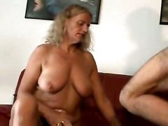 German Mature Lady