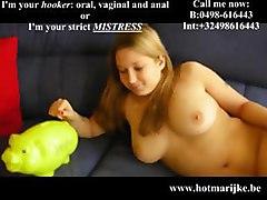 Dutch Belgian Hot Marijke your Hooker or strict MISTRESS