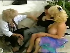 German Old   Young Threesomes