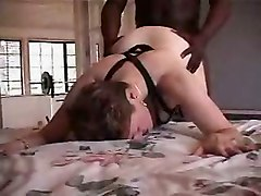 My Mature Bitch Fucked By A Black Bull