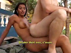 shemale fucks guy suck fetish guy fucks shemale outdoor
