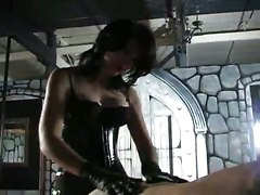 Femdom Strapon Gay Ass Fucked Mistress DomOther Fetish Extreme Toys Bizarre
