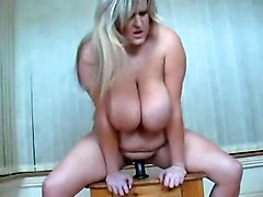 BBW Leah Jayne MasturbationBig Boobs BBW Fat