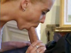 Stepdaddy with blonde daughter incest roleplay