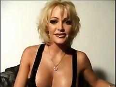 pornstar blonde milf big tits blowjob cumshot facial anal
