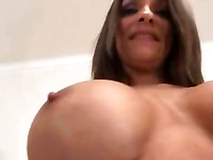Hot MILF Gets Creampied   Kristine Madison