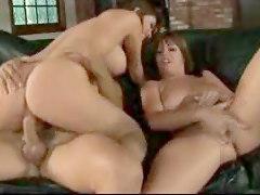 Busty Group Sex Hardcore Pornstars Tits