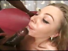 interracial big dick cumshot blowjob compilation