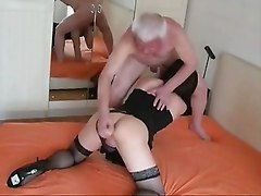 A  Hot Afternoon With The Tranny