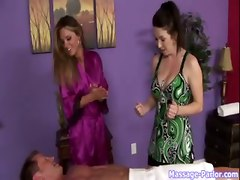 massage 3some 69 big tits milf reality titty fuck cumshot swallow