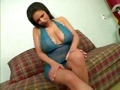 ebony anal busty beauty sexy cumface swallow