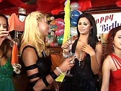 Lesbians Party MILF Grouy Orgy Group Sex Lesbian Big Boobs Petite