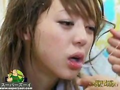 japanese weird sucking blowjob schoolgirl