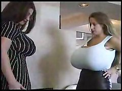 huge boobs tits lesbian dress ass