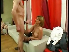 mature blowjob hardcore red pussy dog style pose