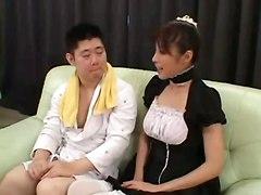Tight Japanese Maid