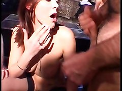 Facials Funny Group Sex
