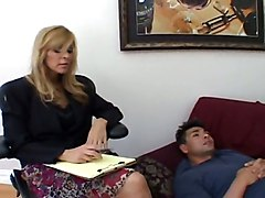 Mature Natural Nicole MooreMature Big Boobs MILF Blonde