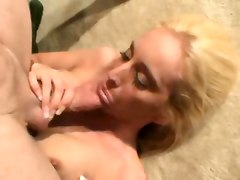 tittyfuck tight big tits couch blowjob natural close up rubbing blonde cumshot