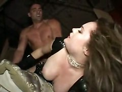 charlotte vale leather rough leather rimjob ass fucked boots