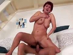 creampie anal hardcore mature